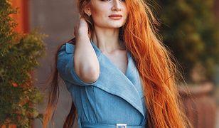 Anastasiya Sidorova jeszcze niedawno łysiała - dziś radzi innym, jak dbać o włosy.