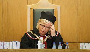 Julia Przyłębska jest prezesem TK od grudnia 2016