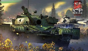 "Grafika z gry ""War Thunder"""