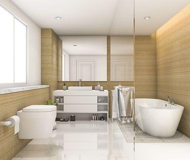 Łazienka, którą sprzątniesz w kwadrans. Jak ją zaprojektować?