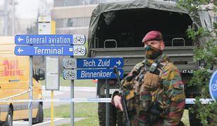 Policjanci zatrzymali terrorystę na lotnisku Zaventem