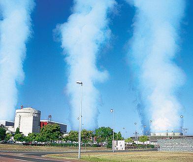 Elektrownia atomowa w pobliżu Tours nad Loarą