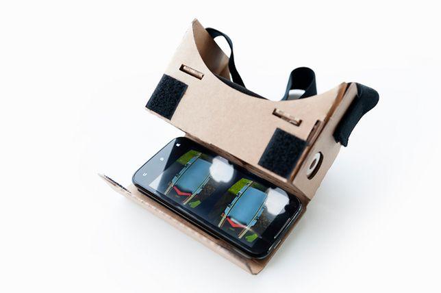 Niedrogie okulary 3D do smartfona
