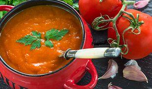 Energetyczna zupa pomidorowa #przepisnadziś