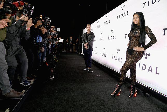 Nicki Minaj zafundowała sobie implanty w pośladkach?