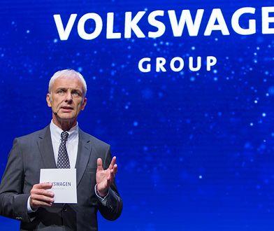 Volkswagen gotowy do rozmów w sprawie połączenia z FCA