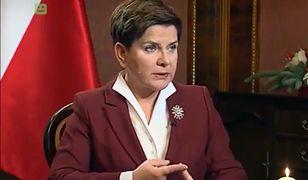 """""""Kłamała?"""". Internet przypomina obietnicę premier Beaty Szydło"""