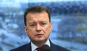 """Piotrowicz oskarżał działacza """"Solidarności""""? Błaszczak broni posła PiS i dodaje: pan Pikul nie jest Panem Bogiem"""