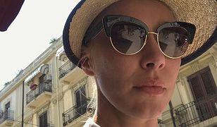 Seksowna Warnke zachwyciła fanów swoimi nogami