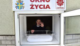 Okno życia w Krakowie