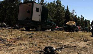 Wybuch samochodu pułapki. Już 34 ofiary śmiertelne