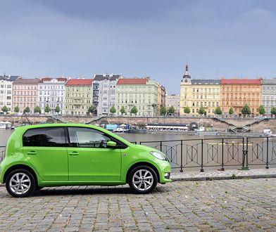 Škoda Citigo po liftingu / fot. Mariusz Zmysłowski