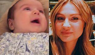 Małgorzata Socha pokazała, jak wygląda jej córeczka!