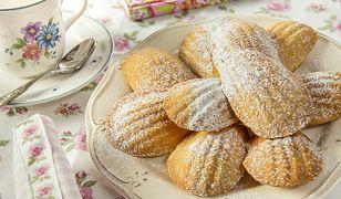 Magdalenki - maślane ciasteczka z cytrynową nutą