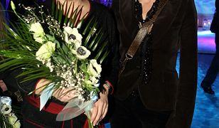 Ilona Łepkowska i Małgorzata Kożuchowska