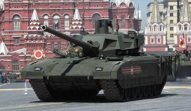T-14 Armata. Co wiemy o rosyjskim czołgu nowej generacji?