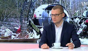 Paweł Szefernaker: Tusk zapomniał o internecie