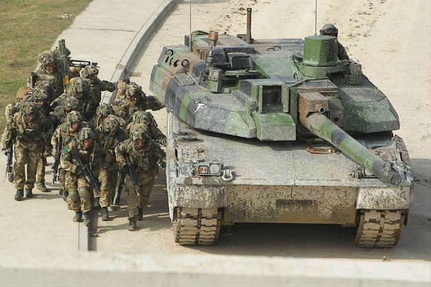 Francusko-brytyjskie ćwiczenia wojskowe