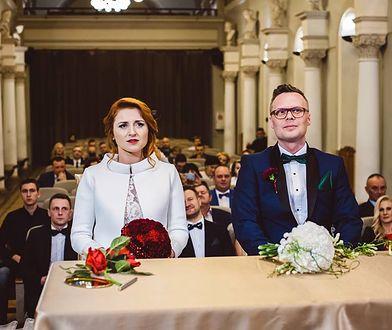 """Kadr z programu """"Ślub od pierwszego wejrzenia"""""""