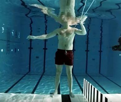 Co się stanie jeśli strzelisz do siebie pod wodą?