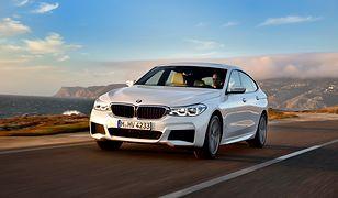 BMW serii 6 GT - zdjęcia