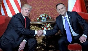 Marcin Makowski: Trump i Duda ostro o mediach. Mocny przekaz antyestablishmentowy z Warszawy