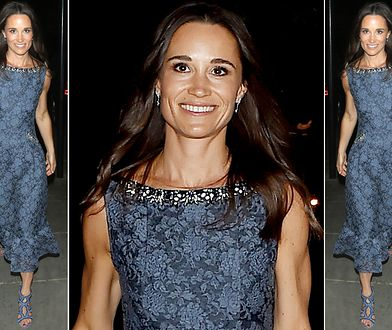 LOOK OF THE DAY: Pippa Middleton w sukience Erdem