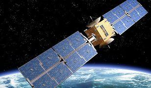 Z Kazachstanu wystartował europejski satelita EDRS