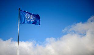 Flaga ONZ
