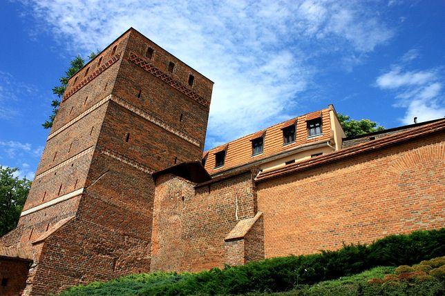 Krzywe wieże - Toruń, kujawsko-pomorskie