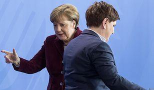 Merkel zależy na porozumieniu z rządem polskim