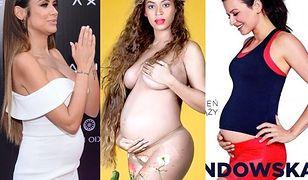 Celebrytki, które ukryły ciąże. Jak one to robią?