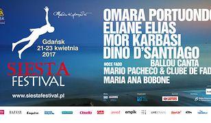 Siesta Festival 2017 - święto muzyki świata. 21-23 kwietnia 2017