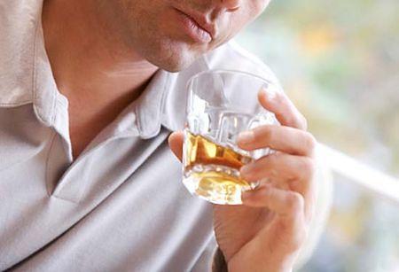 Kiedy mąż pije