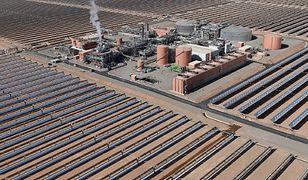 Największa na świecie elektrownia słoneczna zaczęła pracę