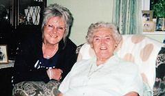 Matka i córka odnalazły się po 57 latach