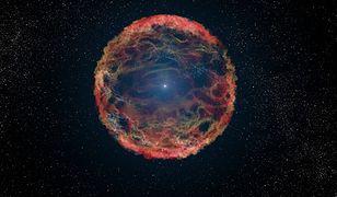 Nietypowa gwiazda wzbudziła zdziwienie wśród naukowców