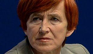 """Rząd wypowie konwencję antyprzemocową? Minister pracy Elżbieta Rafalska mówi wprost: """"jestem za"""""""