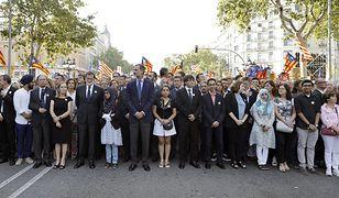 W marszu wzięła udział muzułmańska delegacja