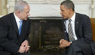 Benjamin Netanjahu i Barack Obama