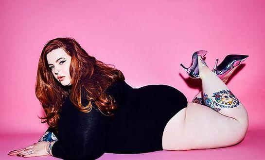 Tess Holliday nie przestaje zadziwiać. Modelka plus size znowu szokuje zdjęciami