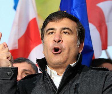 Rosja zaatakuje Ukrainę? Były prezydent Gruzji Micheil Saakaszwili ostrzega przed Putinem i wzywa do gotowości