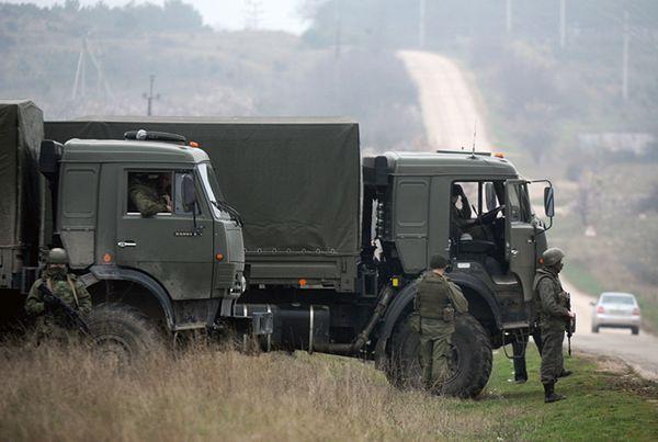 Ukraina: koncentracja wojsk rosyjskich i ukraińskich