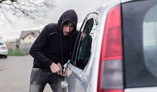 Bezkluczykowy dostęp ułatwia życie złodziejom