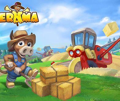 """Grafika z gry """"Farmerama"""""""