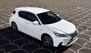 Nowy Lexus CT będzie crossoverem?