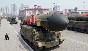 Korea Płn. wystrzeliła rakietę nowego typu. Dosięga terytorium USA