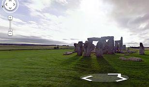 Google Street View - wycieczki bez ruszania się z domu