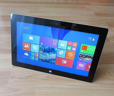 W systemie Windows 8 możemy utworzyć punkty przywracania