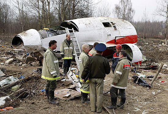 Ujawniono stenogramy z czarnych skrzynek Tu-154